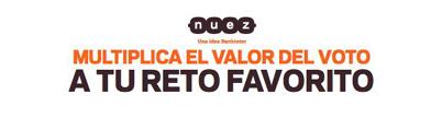 El Reto Nuez cambia para que tus proyectos lleguen más lejos   Blog de Retos Nuez